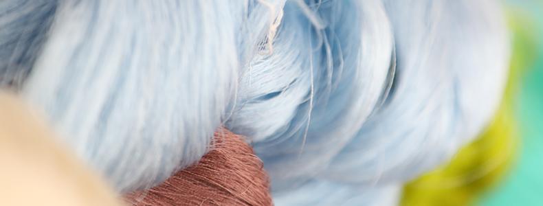 井上絹織の博多織